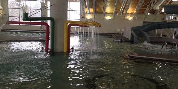The Seven Hills Recreation Center Pool